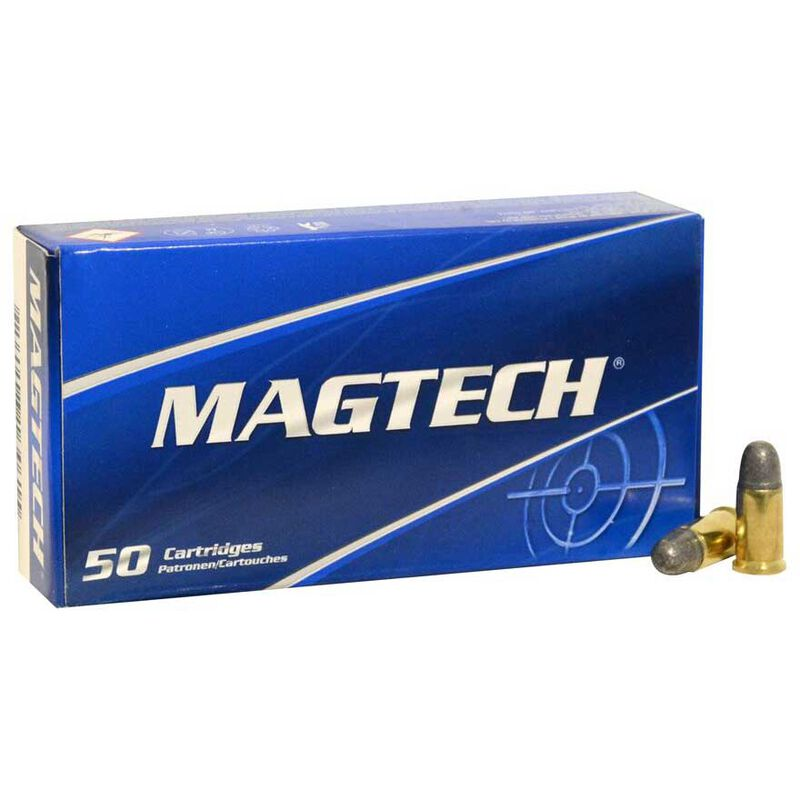 Magtech .32 S&W Ammunition 50 Rounds LRN 85 Grains 32SWA