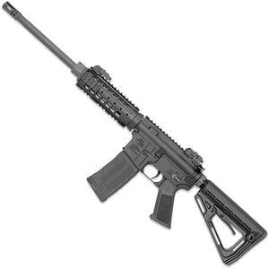 "Rock River LAR-15 BTB Carbine 5.56 NATO AR-15 Semi Auto Rifle 16"" Barrel 30 Rounds Flip-Up Sights RRA NSP-2 Drop-In Handguard Collapsible Stock Black"