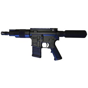 "Franklin Armory SE-SSP 5.56 NATO Semi Auto Pistol 7.5"" Barrel 30 Rounds Hard Anodized Black 3064"