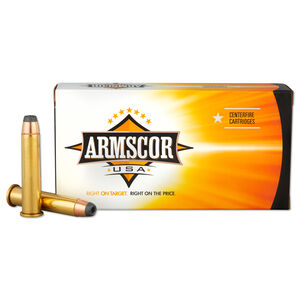 Armscor USA .45-70 GOVT Ammunition 20 Rounds JHP 300 Grain