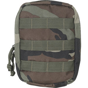 Voodoo EMT Pouch Woodland Camouflage