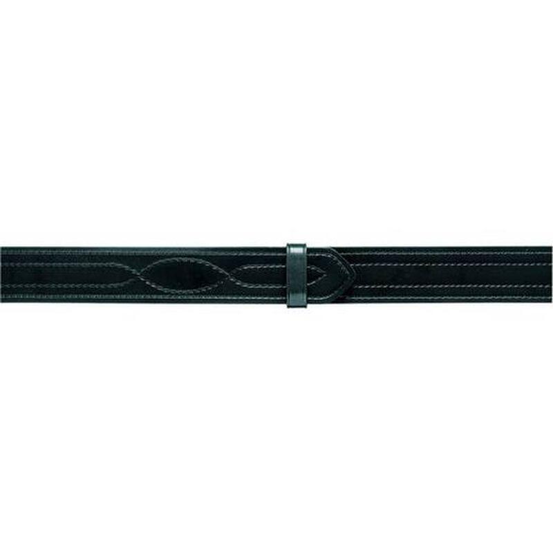 """Safariland Model 94P Buckleless Duty Belt 2.25"""" Size 38"""" Basket Weave Black"""