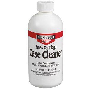 Birchwood Casey Brass Cartridge Case Cleaner Concentrate 16 oz Botttle 33845