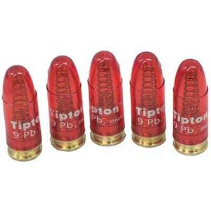 Tipton Snap Caps 9mm Luger Five Pack 303958