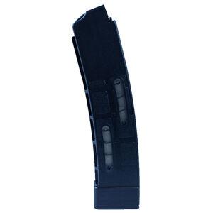 CZ-USA CZ Scorpion 30 Round Magazine 9mm Luger Textured Black Window Polymer Construction Matte Black Finish