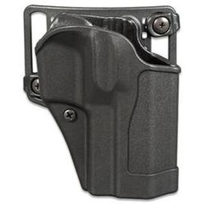BLACKHAWK! Sportster Standard CQC Concealment Holster for Glock 17, 22, 31 Right Hand Black Polymer