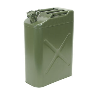 Voodoo Tactical Military Style 5 Gallon Oil Can Olive Drab