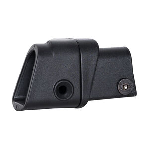 NcSTAR Left Side Folding Shotgun Stock Adapter Works with DLG Tactical Adaptor Grip Polymer Black