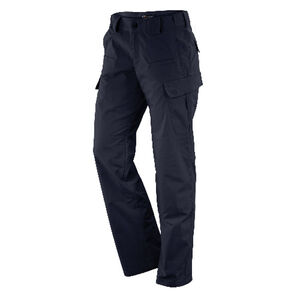 5.11 Tactical Women's Stryke Pants Size 14 Regular Flex-Tac Dark Navy 64386