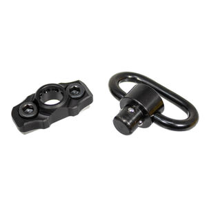 Fortis Manufacturing Quick Detach Sling Mount M-LOK with QD Swivel QD-ALUM-ML-SWIVEL
