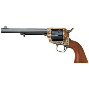 "Cimarron US Cavalry Revolver Single Action Army .45 LC 7.5"" Barrels 6 Round Steel Blue Wood"