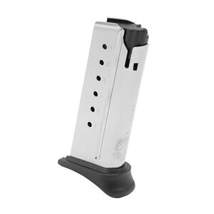 Springfield Armory XD-S Mod.2 7 Round Magazine 9mm Luger With Hook Plate Black XDSG0907H