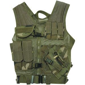 Voodoo Tactical MSP 06 Entry Assault Vest M-XL Multicam