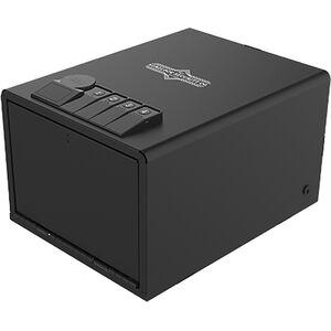 Surelock Security QuickTouch 300 Black Powder Coat Electronic Keypad Steel