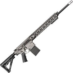 "NEMO XO Steel 6.5 Creedmoor Semi Auto Rifle 22"" Barrel 20 Rounds M-LOK Handguard Magpul Stock Tungsten Grey"