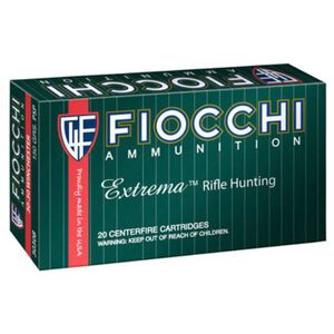 FIOCCHI .30-30 Winchester Ammunition 20 Rounds FSP 170 Grains 3030C