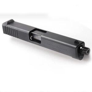 Tactical Solutions TSG-22 GLOCK 19/23 Rimfire Conversion Slide .22 Long Rifle Threaded Matte Black Finish