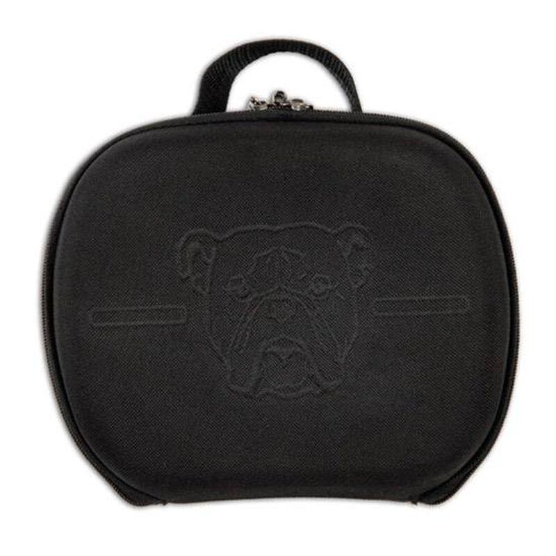 Bulldog Cases Molded Pistol Hard Case Large Nylon Black BD502