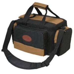 Outdoor Connection Deluxe Range Bag Black/Tan