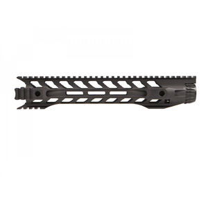 "Fortis Manufacturing 12.9"" Night Rail AR-15 Free Float M-LOK Rail System Black NTR-12-ML"