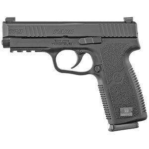 "Kahr Arms TP9-2 9mm Luger Semi Auto Pistol 4"" Barrel 8 Rounds Tritium Night Sights Accessory Rail Polymer Frame Matte Black"