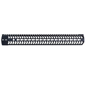 """ODIN Works LR-308 Low Profiel 15.5"""" KeyMod Forend Black"""