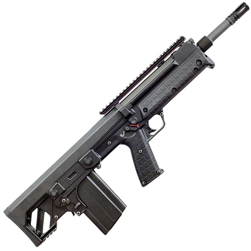 "Kel-Tec RFB Semi Auto Bullpup Rifle .308 Winchester 18"" Barrel 20 Round FAL Compatible Magazine Ambidextrous Controls Forward Ejection Synthetic Stock Black Finish"