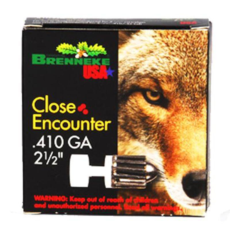 """Brenneke USA .410 Bore 2-1/2"""" 1/4 oz Rifled Slug 5 Rnd Box"""