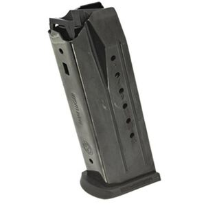 Ruger Security-9 Full Size 15 Round Magazine 9mm Luger Steel Black Oxide 90637