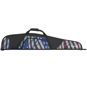 "Allen Centennial Scoped Rifle Case 46"" US Flag w/ Black Trim Endura Fabric 69146"
