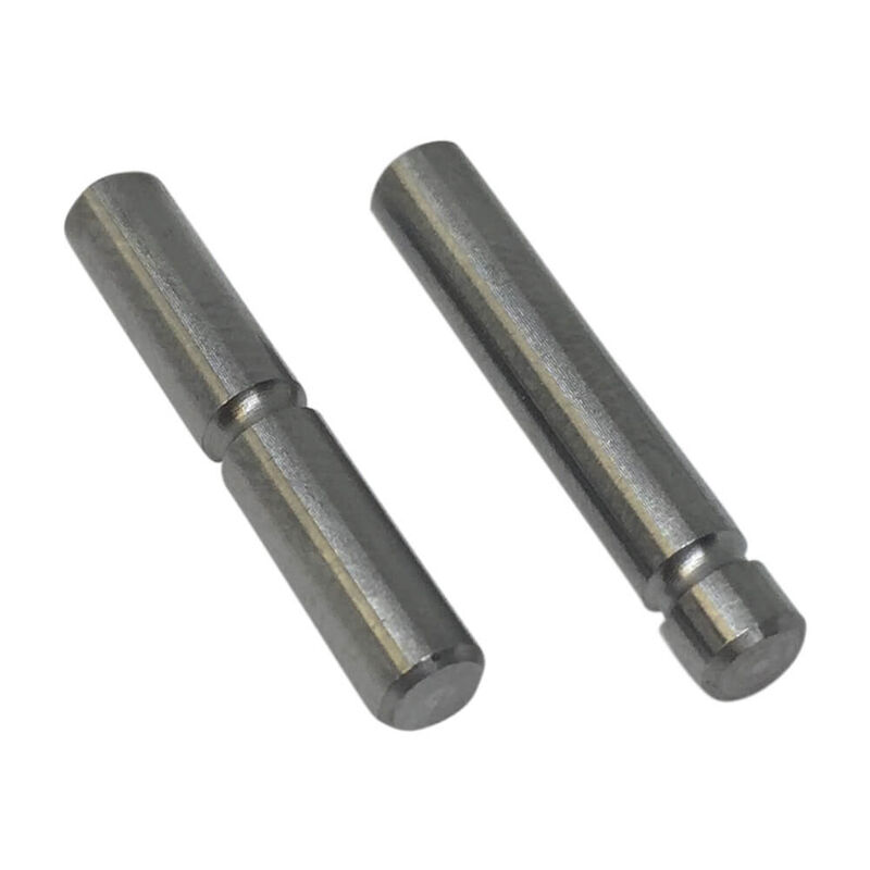 """KNS Precision AR-15 Replacement Trigger/Hammer Pins .170"""" Diameter Large Pin Stainless Steel Matte Black Finish"""