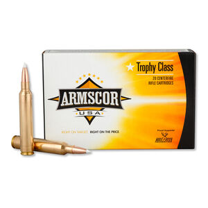 Armscor USA .300 RUM Ammunition 20 Rounds PT 180 Grain