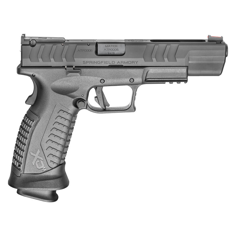 "Springfield Armory XD-M Elite Precision 9mm Luger Semi Auto Pistol 5.25"" 22 Round Black"