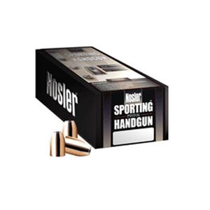 """Nosler .44 Caliber 0.429"""" Diameter 240 Grain Jacketed Hollow Point Sporting Revolver Bullets 250 Count"""