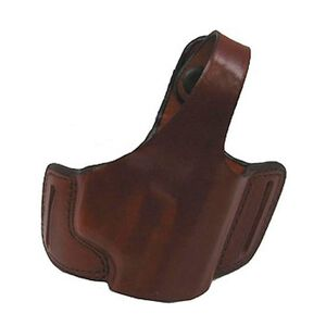 Bianchi 5 Black Widow Glock 36 Hip Holster Right Hand Leather Tan 19826