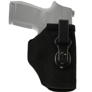 Galco Tuck-N-Go 2.0 IWB Holster Taurus Millennium Pro 9/40 Ambidextrous Leather Black