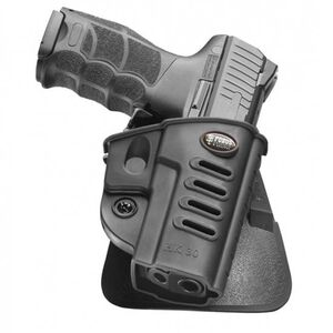 Fobus Evolution Holster SIG Sauer P220,P226,P227,P245 Right Hand Roto-Paddle Attachment Polymer Black