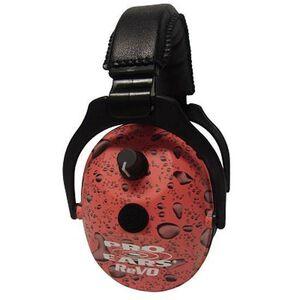 Pro Ears ReVO Electronic Ear Muffs Pink Rain ER300PR