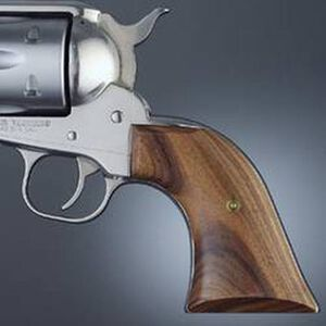 Hogue Cowboy Action Grips Ruger New Blackhawk, Vaquero Wood Pau Ferro 83360