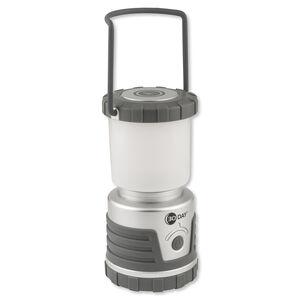 Ultimate Survival Technologies 30 Day LED Lantern 300 Lumen 3x D Batteries ABS Body Silver 20-PL20C3D