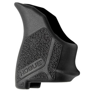 Hogue Handall Beavertail Slip-On Grip Sleeve Ruger LCP II Overmolded Rubber Matte Black