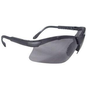 Radians Revelation 4 Position Shooting Glasses Smoke Lenses Black Frame RV0120CS