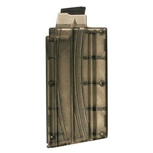 2A Armament AR-15 .22 Long Rifle Magazine 15 Rounds Steel Feed Lips Polymer Construction Smoke Finish