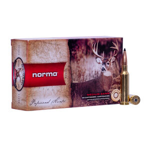Norma USA Professional Hunter 6.5 Creedmoor Ammunition 20 Rounds 130 Grain Swift Scirocco II 2789fps