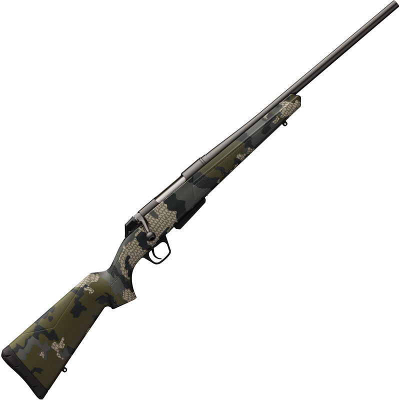 "Winchester XPR Hunter 6.5 Creedmoor Bolt Action Rifle 22"" Barrel 3 Rounds Kuiu Verde 2.0 Synthetic Stock Permacote Gray Finish"
