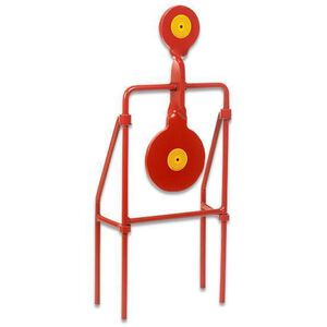 Do-All Outdoors Double Blast 9mm to .30-06 Spinning Target Steel DBHR93