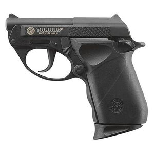 "Taurus Model 22PLY Semi Automatic Rimfire Handgun .22 Long Rifle 2.33"" Tip Up Barrel 8 Rounds Black Polymer Frame Blued Finish"