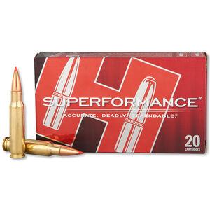 Hornady .308 Winchester Ammunition 20 Rounds SST 165 Grains 80983