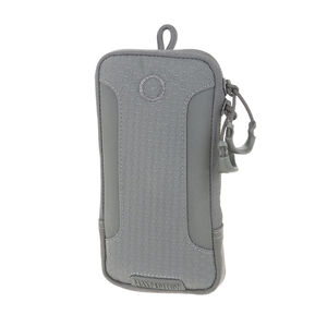 "MAXPEDITION PLP iPhone 6s Plus Pouch 4""x 1""x 7.5"" 840D Nylon Grey"