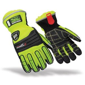 Ringers Gloves ESG Barrier One Glove High Visibility Size Small